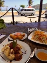Lombok Lunch